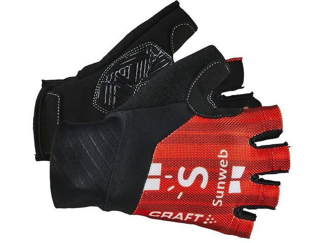 Craft Team Sunweb Summer Gloves sunweb red